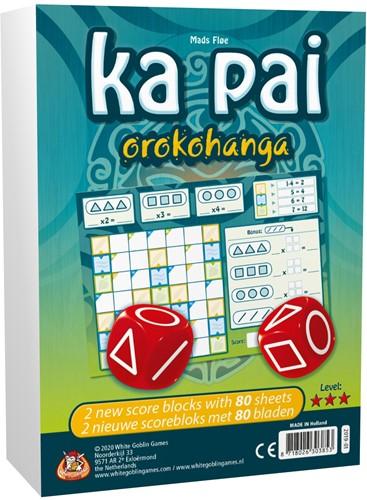 Ka Pai - Orokohanga (extra blocks level 3)