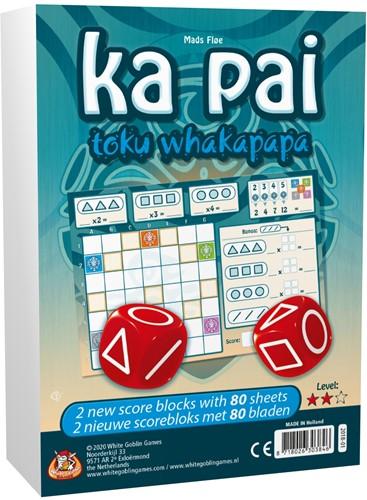 Ka Pai - Toku Wakapapa (extra blocks level 2)