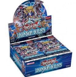 Yu-Gi-Oh! - Legendary Duelists - Boosterbox