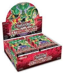 Yu-Gi-Oh! Extreme Force Boosterbox