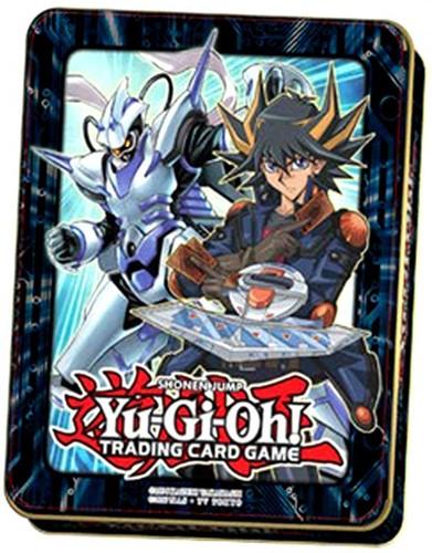 Yu-Gi-Oh! Mega Tin 2018 - Yusei