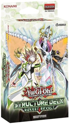Yu-Gi-Oh! - Structure Deck Rokket Revolt