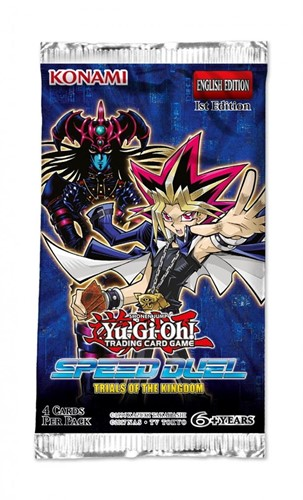Yu-Gi-Oh! - Speed Duel Trials of the Kingdom Boosterpack
