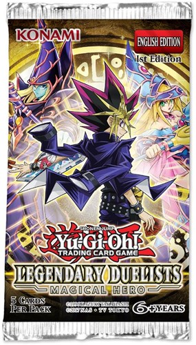 Yu-Gi-Oh! - Legendary Duelists Magical Hero Boosterpack