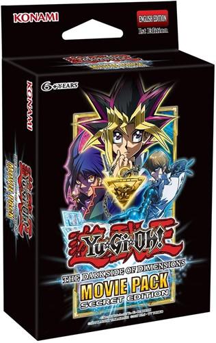 Yu-Gi-Oh! -  The Dark Side of Dimensions Movie Pack Secret