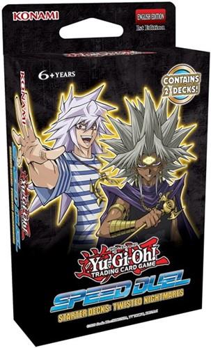 Yu-Gi-Oh - Speed Duel Twisted Nightmare Deck