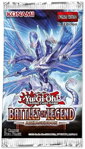 Yu-Gi-Oh! - Battles of Legend Armageddon Boosterpack