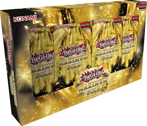 Yu-Gi-Oh! - Maximum Gold Box