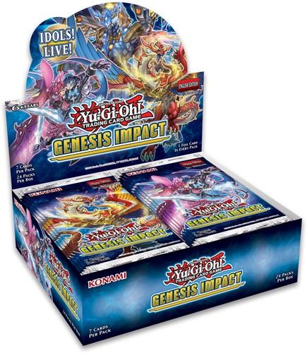 Yu-Gi-Oh! - Genesis Impact Boosterbox