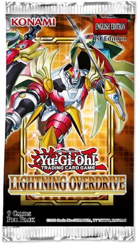 Yu-Gi-Oh! - Lightning Overdrive Boosterpack