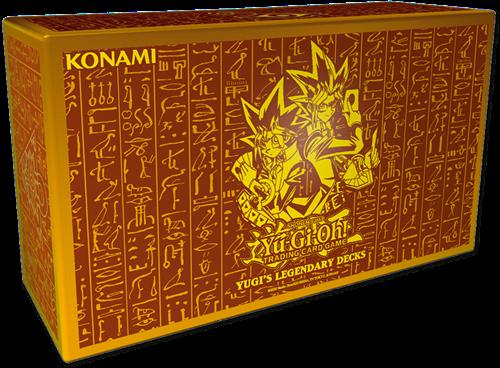 Yu-Gi-Oh! King of Games - Yugi's Legendary Decks