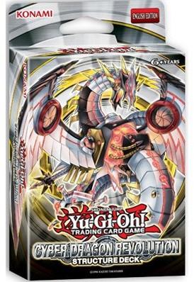 Yu-Gi-Oh! Cyber Dragon Revolution Thema Deck