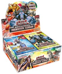 Yu-Gi-Oh! Battle Pack 3 Monster League Boosterbox