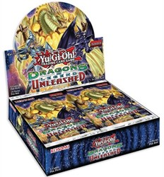 Yu-Gi-Oh! Dragons of Legend Unleashed Boosterbox