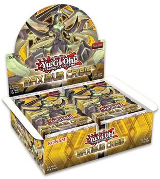 Yu-Gi-Oh! Maximum Crisis - Boosterbox-1