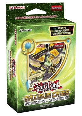 Yu-Gi-Oh! Maximum Crisis - Special Edtion-1