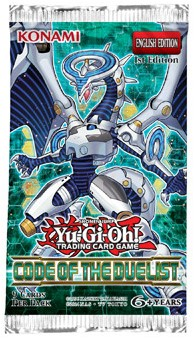 Yu-Gi-Oh! - Code of the Duelist Boosterpack