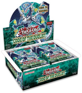 Yu-Gi-Oh! - Code of the Duelist Boosterbox