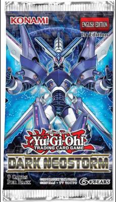 Yu-Gi-Oh! - Dark Neostorm Boosterpack