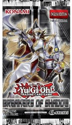 Yu-Gi-Oh! Breakers of Shadow Boosterpack