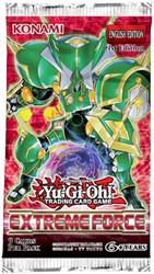 Yu-Gi-Oh! Extreme Force Boosterpack