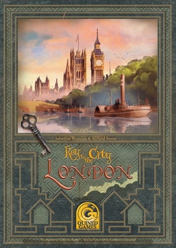 Key to the City London