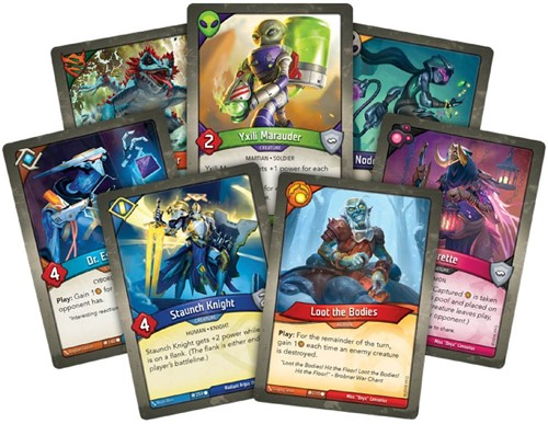 KeyForge Call of the Archons Starter set-2