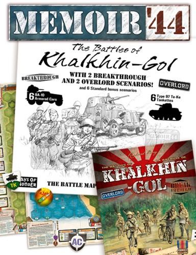 Memoir'44 - The Battles of Khalkhin Gol