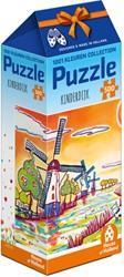 1001 Kleuren - Kinderdijk Puzzel (500 stukjes)