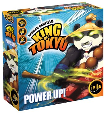King of Tokyo 2016 Edition - Power Up (Engels)