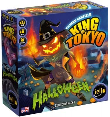 King of Tokyo - Halloween Expansion-1