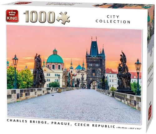 Charles Bridge Puzzel (1000 stukjes)