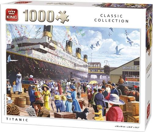 Titanic Puzzel (1000 stukjes)