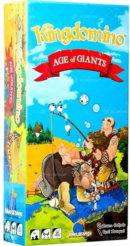 Kingdomino - Age of Giants