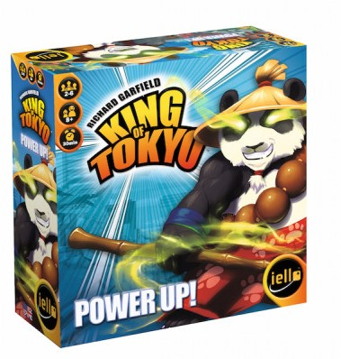 King of Tokyo 2016 Edition - Power Up (NL)