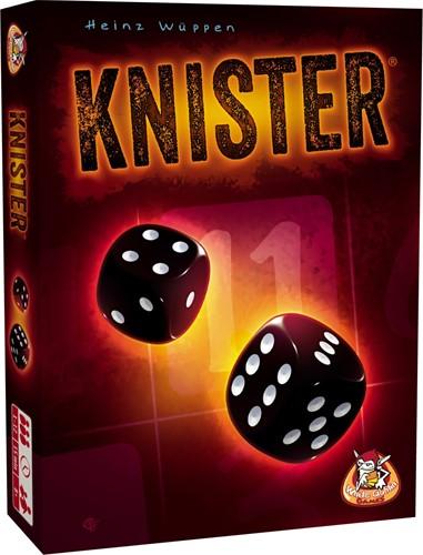 Knister - Dobbelspel