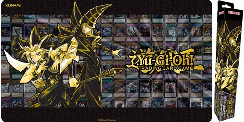 Yu-Gi-Oh! - Golden Duelist Collection Playmat