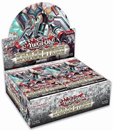 Yu-Gi-Oh! - Savage Strike Boosterbox