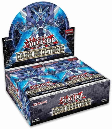 Yu-Gi-Oh! - Dark Neostorm Boosterbox