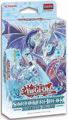 Yu-Gi-Oh! - Freezing Chains Themedeck