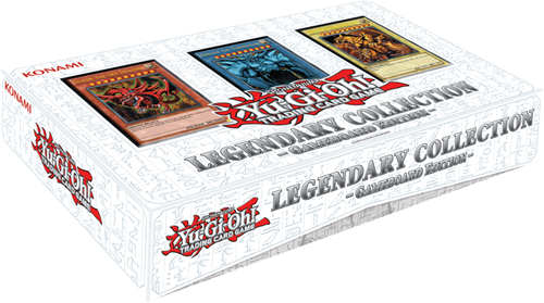 Yu-Gi-Oh! - Legendary Collection - Gameboard Edition