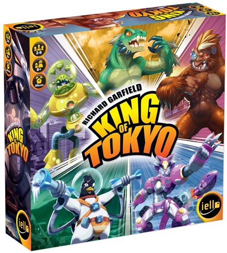 King of Tokyo - 2016 Edition (Engels)