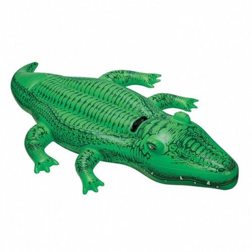 Intex - Opblaasbare Krokodil