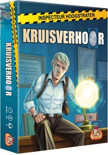 Inspecteur Hoogstraten - Kruisverhoor