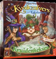 De Kwakzalvers van Kakelenburg - De Kruidenheksen