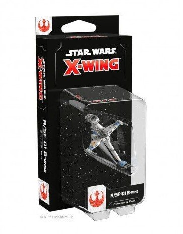 Star Wars X-wing 2.0 - A/SF-01 B-wing