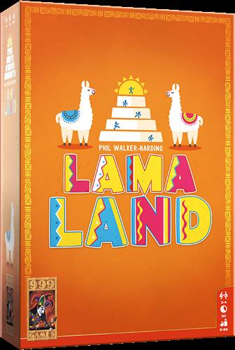 Lamaland - Bordspel
