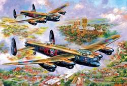 Lancasters over Lincoln Puzzel (500 stukjes)
