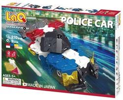 LaQ Hamacron Constructor Police Car