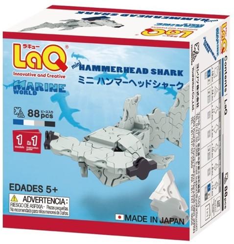 LaQ Marine World Mini Hammerhead Shark